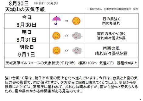 おてんきブログ20160830.JPG
